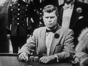 "Barry Nelson as James Bond in ""Casino Royale"" (Climax!) 1954"