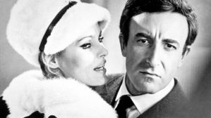 Ursula Andress and Peter Sellers headline the sexy stellar cast