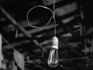 a simple lightbulb is the key to the treason puzzle