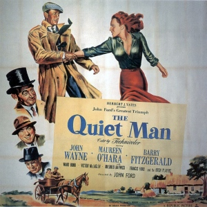 My Irish Heart Can Be Found in THE QUIET MAN (1952)