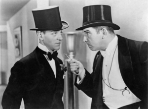 Horton partnered up with Astaire in five films