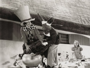 EEHorton as the MadHatter