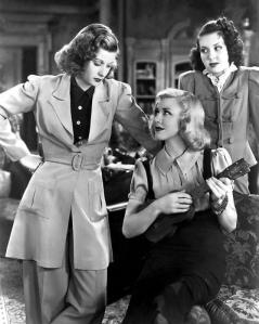 Lucille Ball, Ginger Rogers, Ann Miller