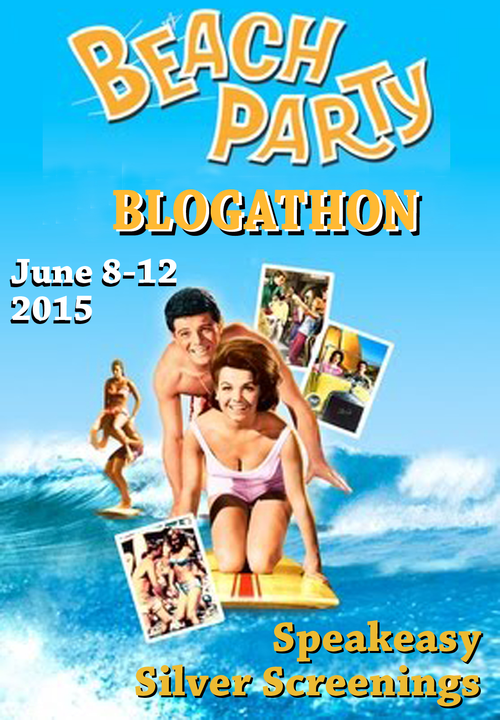 Beach Party Films: the Fashion, Music and Pop Culture, Daddy-O ...