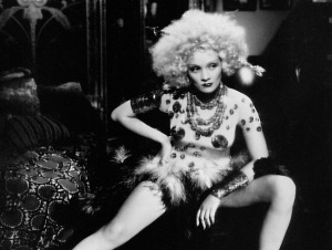 Blonde Venus (1932) Directed by Josef von Sternberg Shown: Marlene Dietrich