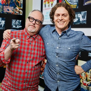 William Joyce and Brandon Oldenburg get animated this summer