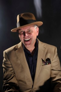 """Czar of Noir"" Eddie Muller, president and founder of the Film Noir Foundation"
