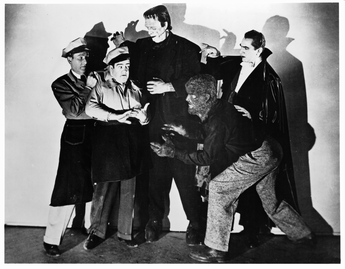 Abbott and Costello Meet the Universal Monsters
