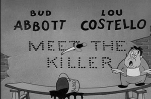 Abbott and Costello Meet The Killer001