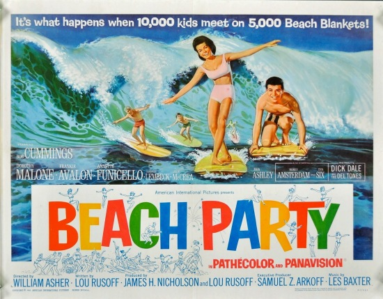 beach-party_poster