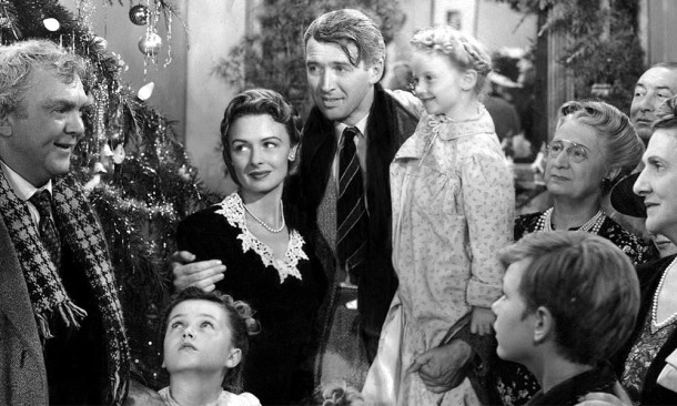 It's a Wonderful Life banner