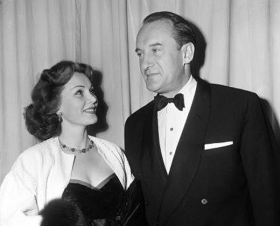 george-and-zsazsa-oscar-night-1951-600w