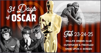 Co-Hosting: 31 Days Of Oscar Blogathon 2018