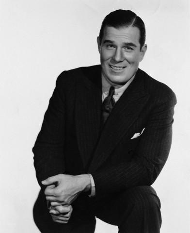 Actor Nat Pendleton