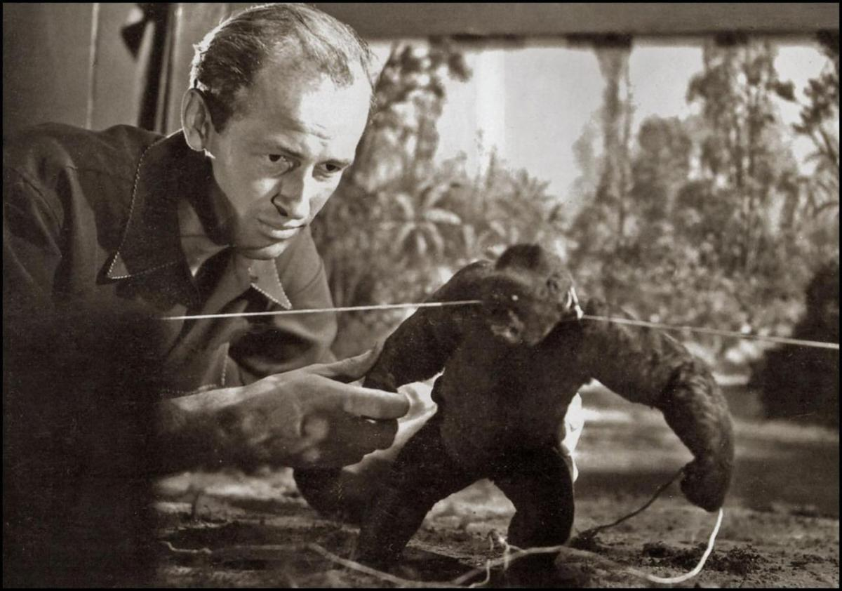 Ray Harryhausen Film Notes: MIGHTY JOE YOUNG (1949)